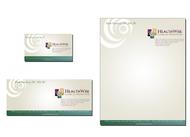 Business Card, Letterhead & Envelope Logo - Entry #13