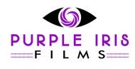 Purple Iris Films Logo - Entry #24