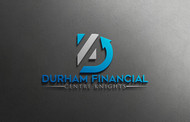 Durham Financial Centre Knights Logo - Entry #57