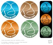 Woodwind repair business logo: R S Woodwinds, llc - Entry #78