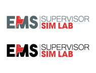 EMS Supervisor Sim Lab Logo - Entry #165