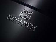 White Wolf Consulting (optional LLC) Logo - Entry #459