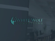 White Wolf Consulting (optional LLC) Logo - Entry #185