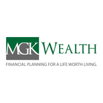 MGK Wealth Logo - Entry #163