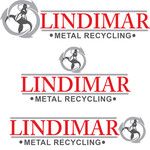Lindimar Metal Recycling Logo - Entry #384