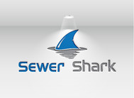 Sewer Shark Logo - Entry #129
