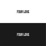 Four love Logo - Entry #79