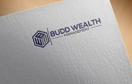 Budd Wealth Management Logo - Entry #457