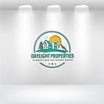 Daylight Properties Logo - Entry #159