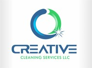 CREATIVE CLEANING SERVICES LLC Logo - Entry #57