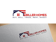Biller Homes Logo - Entry #201