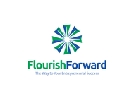 Flourish Forward Logo - Entry #47