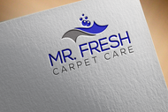 Mr. Fresh Carpet Care Logo - Entry #141