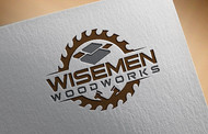 Wisemen Woodworks Logo - Entry #223