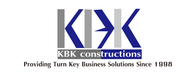 KBK constructions Logo - Entry #125