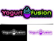 Self-Serve Frozen Yogurt Logo - Entry #58