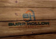Burp Hollow Craft  Logo - Entry #207