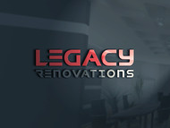 LEGACY RENOVATIONS Logo - Entry #205
