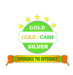 Gold2Cash Logo - Entry #29