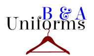 B&A Uniforms Logo - Entry #58