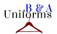 B&A Uniforms Logo - Entry #58