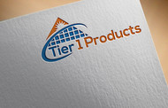 Tier 1 Products Logo - Entry #330