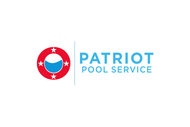 Patriot Pool Service Logo - Entry #186