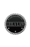 Leila Law Logo - Entry #40