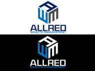 ALLRED WEALTH MANAGEMENT Logo - Entry #457
