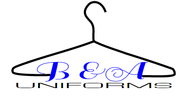B&A Uniforms Logo - Entry #59