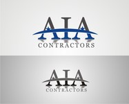 AIA CONTRACTORS Logo - Entry #28
