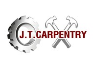 J.T. Carpentry Logo - Entry #112