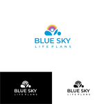 Blue Sky Life Plans Logo - Entry #316
