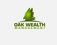 Oak Wealth Management Logo - Entry #34