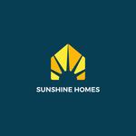 Sunshine Homes Logo - Entry #288