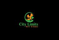 City Limits Vet Clinic Logo - Entry #198