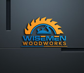 Wisemen Woodworks Logo - Entry #169