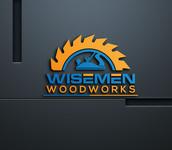 Wisemen Woodworks Logo - Entry #169