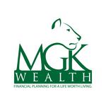 MGK Wealth Logo - Entry #174