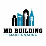 MD Building Maintenance Logo - Entry #112