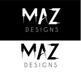 Maz Designs Logo - Entry #310