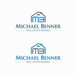 Michael Benner, Real Estate Broker Logo - Entry #121