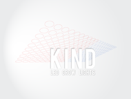 Kind LED Grow Lights Logo - Entry #12