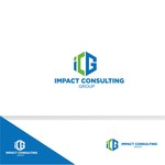 Impact Consulting Group Logo - Entry #40