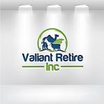 Valiant Retire Inc. Logo - Entry #351