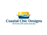 Coastal Chic Designs Logo - Entry #43
