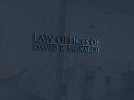 Law Offices of David R. Monarch Logo - Entry #204