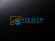 Stealth Projects Logo - Entry #350