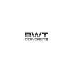 BWT Concrete Logo - Entry #68