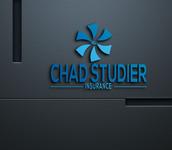 Chad Studier Insurance Logo - Entry #407